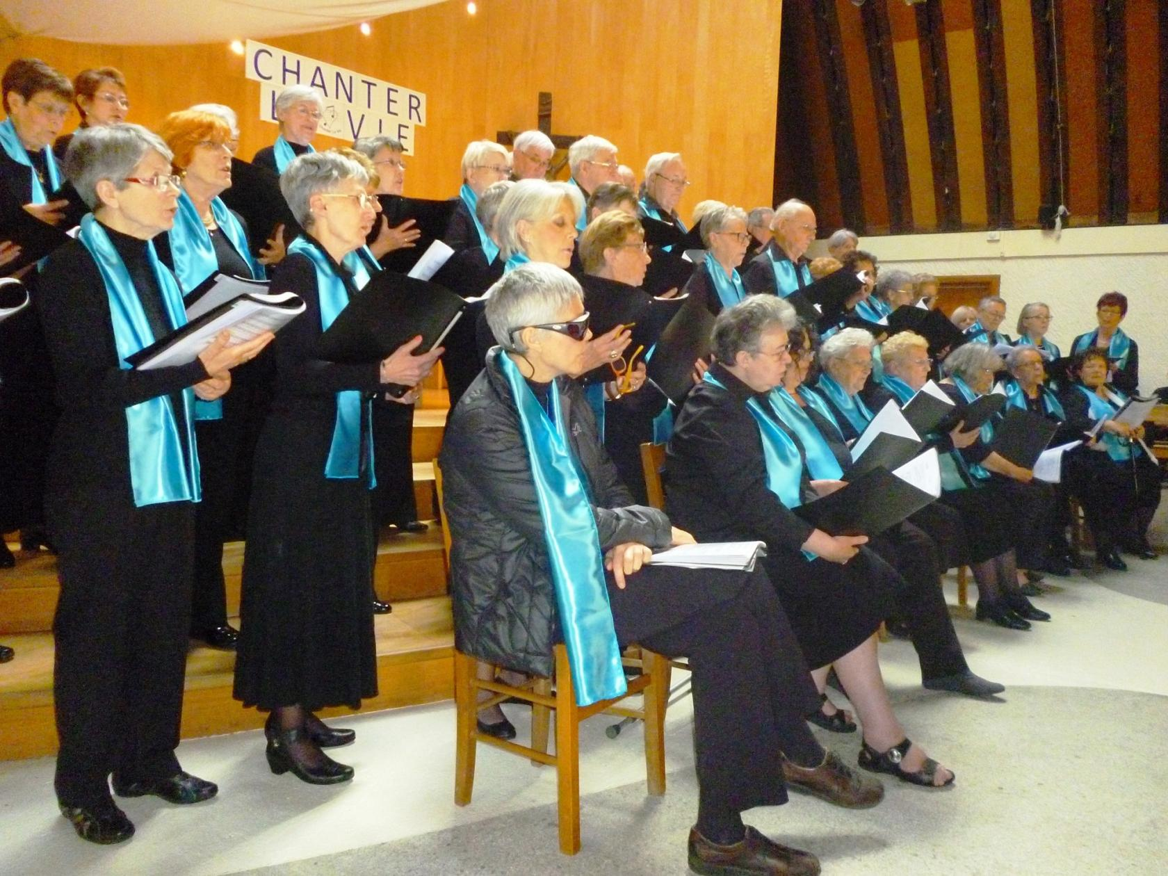 Chanter la vie Saint-Herblain