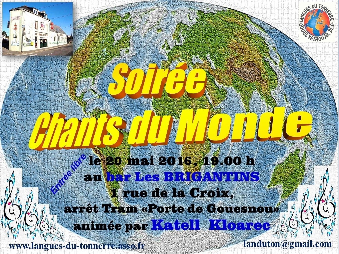 Chants du monde Brest