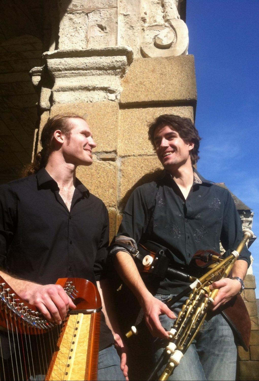 Chapelles en concert Duo Sunstep en concert Pluvigner