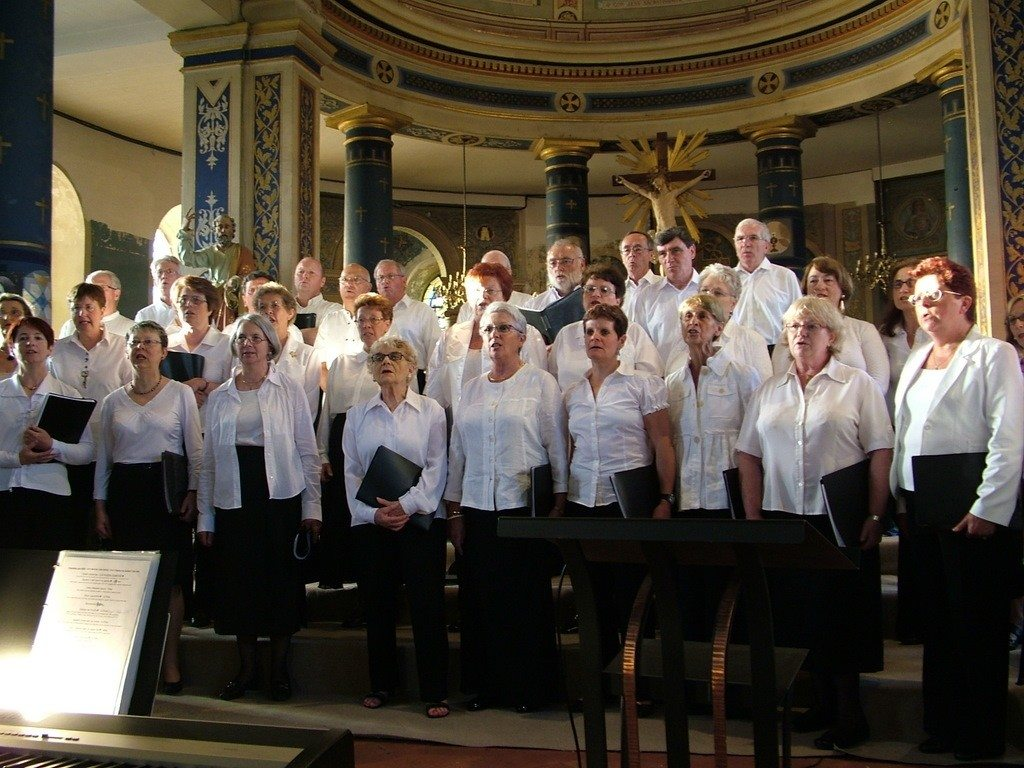 Chorale du Donjon de Chambois Montabard