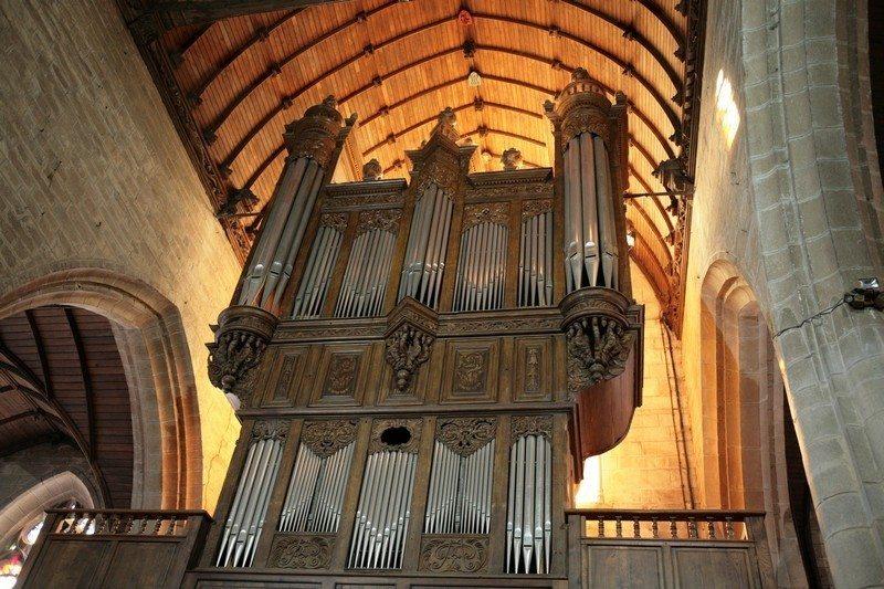 Concert 2 trompettes et orgue Josselin