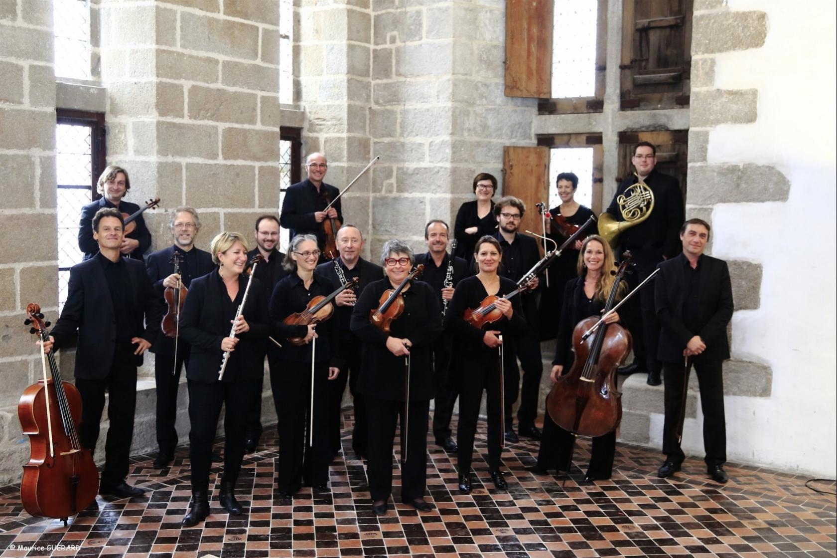 Concert à l'église Saint-Côme-de-Fresné