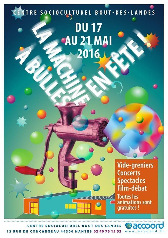 Concert, conte, théâtre, vide-greniers Nantes