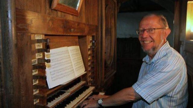 Concert d'orgue Michel Cocheril Saint-Brieuc