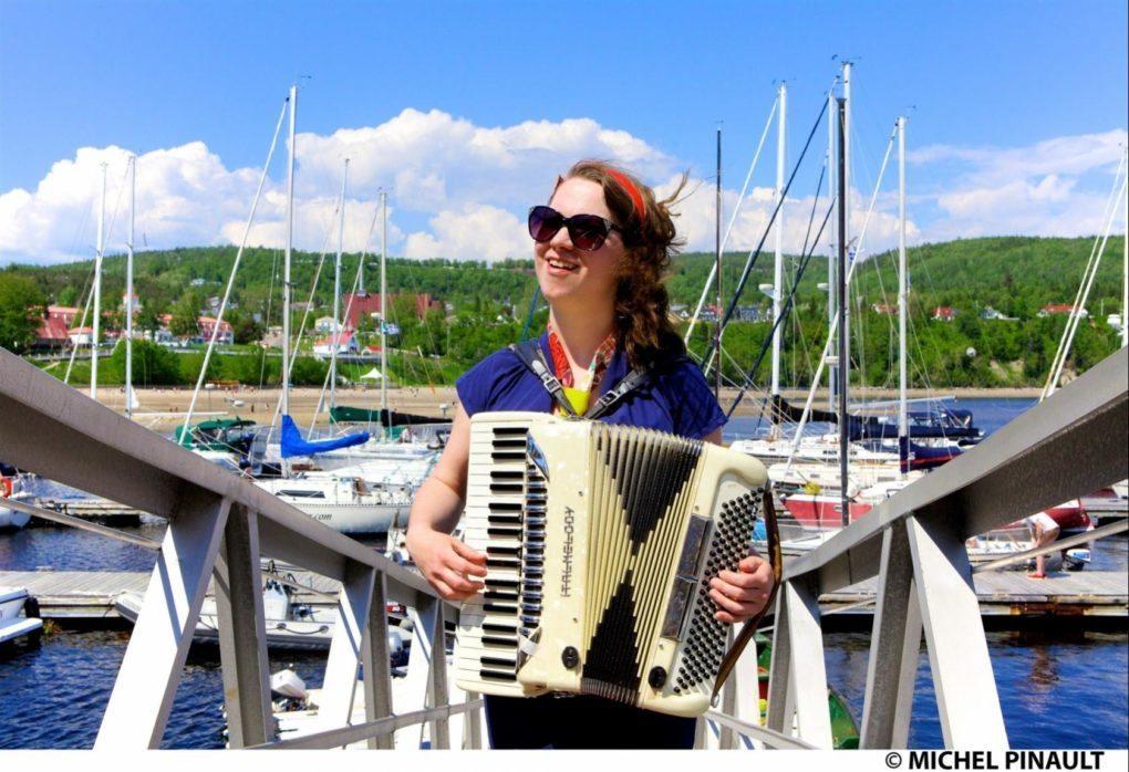 Concert de Mary Beth de Scène Saint-Aubin-sur-Mer