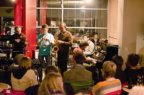 Concert des ateliers de Caen Jazz Action Caen