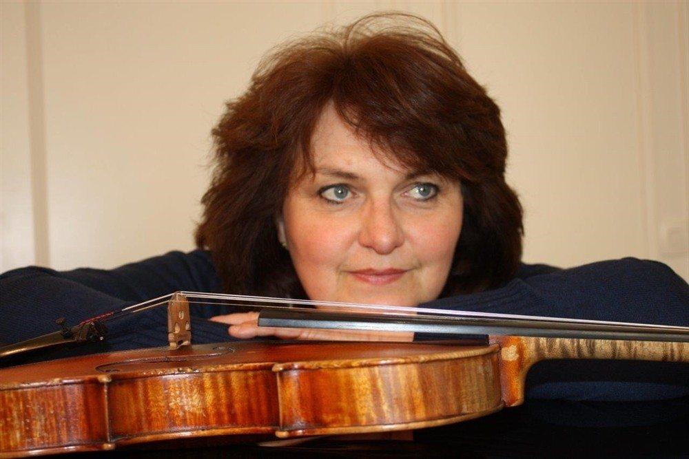 Concert exceptionnel de la violoniste Véronique Daverio Fréhel