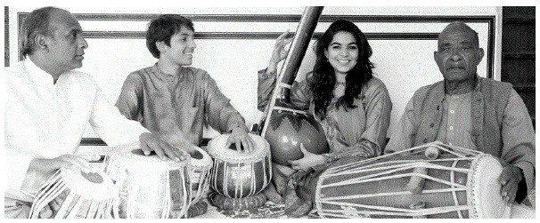 Concert exceptionnel Trois Générations , musiques du Rajasthan Angers