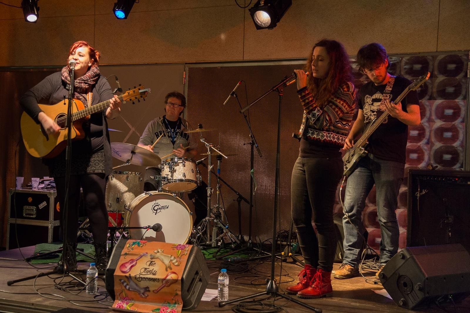 Concert : the Funky Raccoons, Sad Bear et the Last Moment Rennes