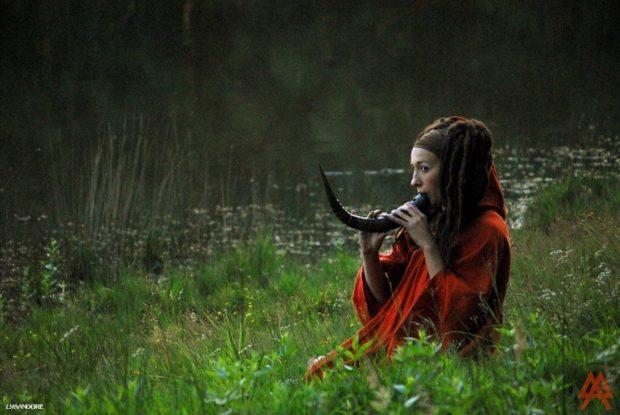 Contes viking par la compagnie du Lysandore Nouvoitou