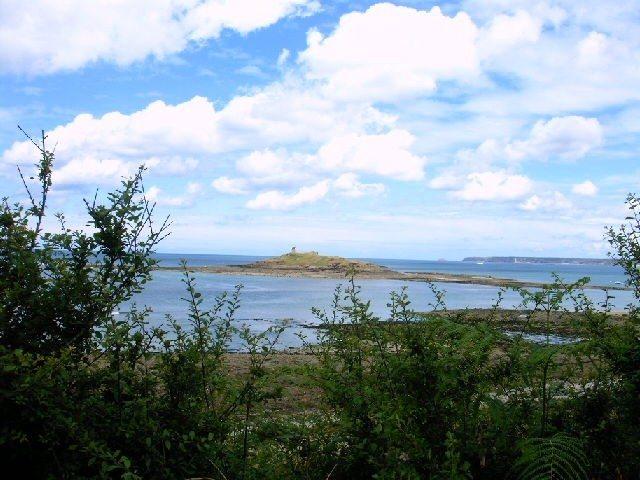 Découverte de l'îlot Saint-Michel, en kayak Erquy
