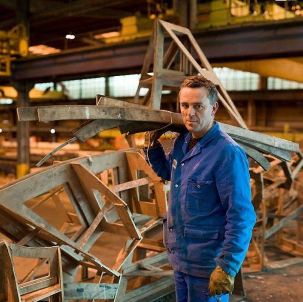 Des industries et des hommes Saint-Nazaire