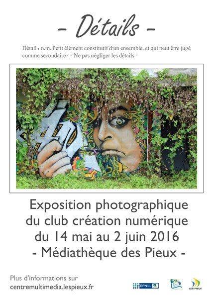 Détails : photos du club création numérique Les Pieux