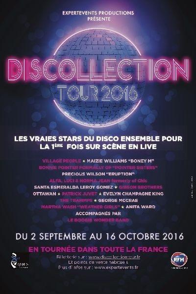 Discollection Tour Saint-Herblain