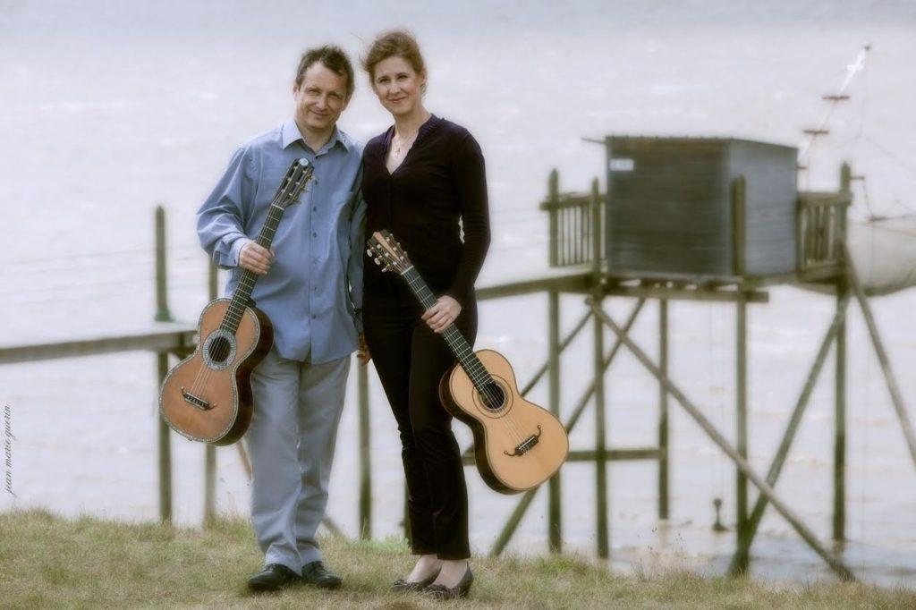 Duo Cantiga La Faute-sur-Mer