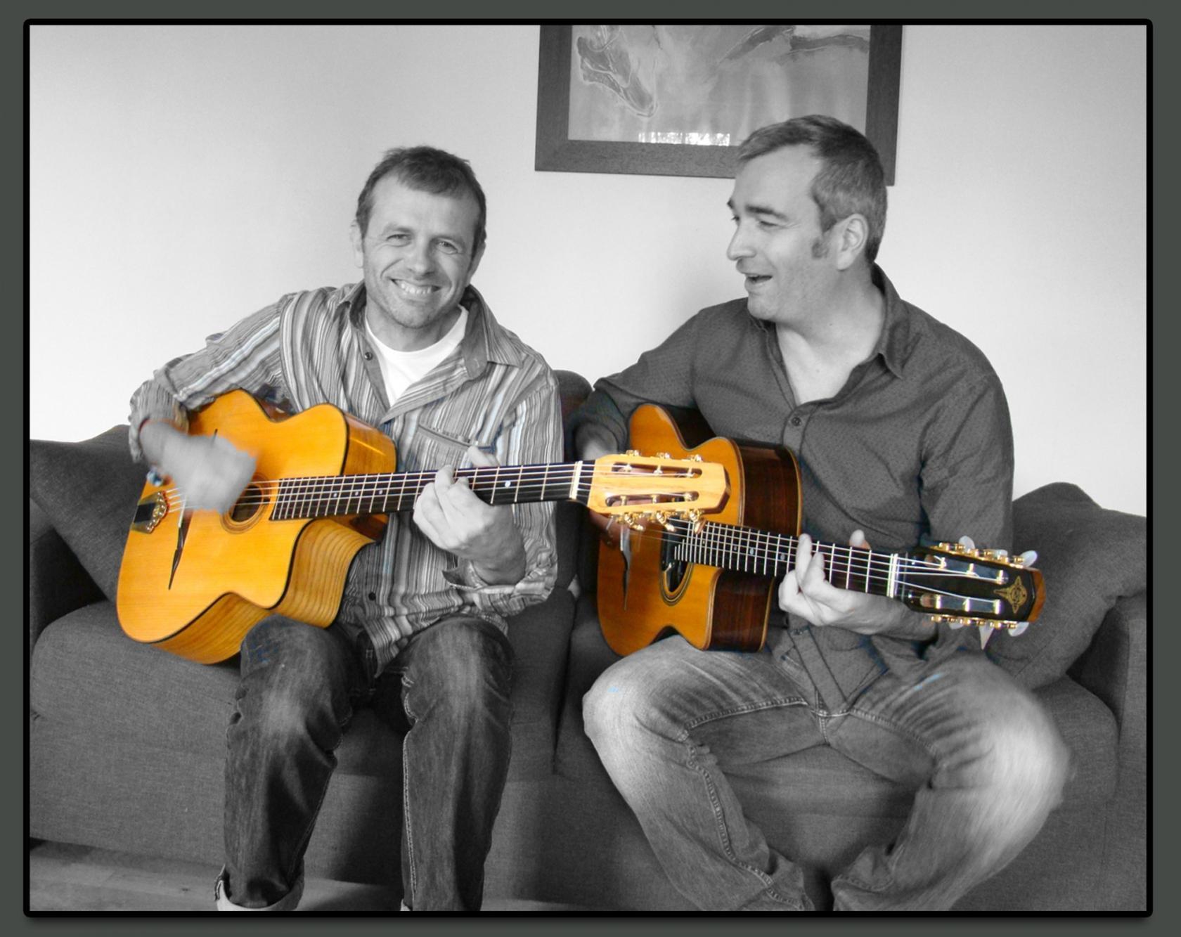 Duo Guitares Acoustiques Granzay-Gript