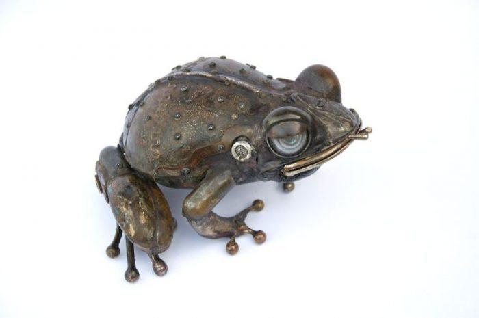 Édouard Martinet sculpture