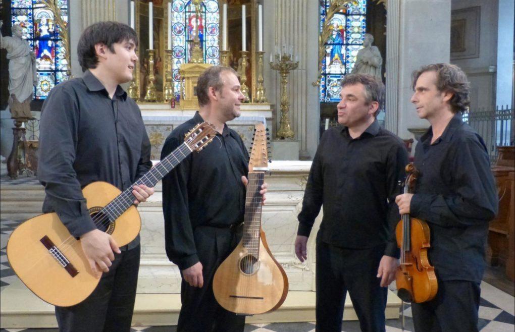 Ensemble vocal et instrumental corse Sarocchi Pornichet