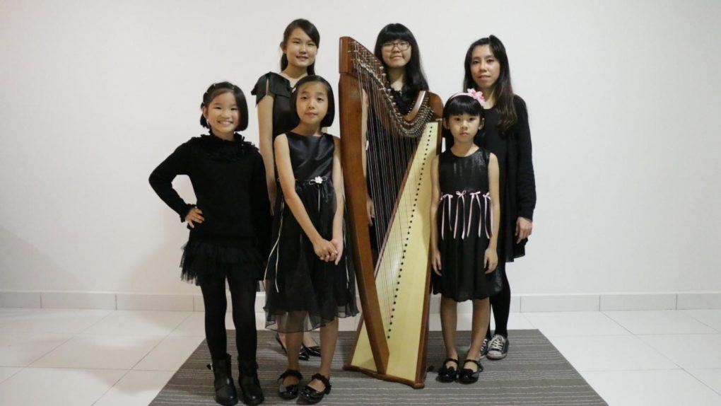 Visite en musique à Montrelais (Festival Harpes au max) Montrelais
