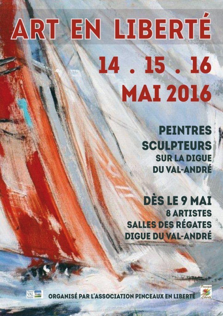 Exposition de peintures et de sculptures Pléneuf-Val-André