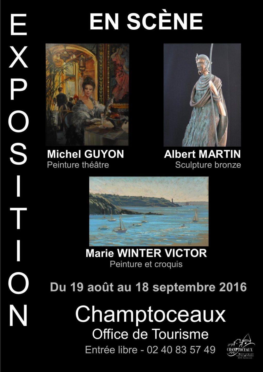 Exposition En scène Orée-d'Anjou