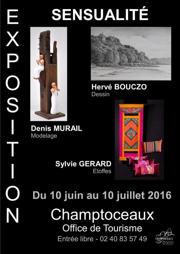 Exposition Sensualité Orée-d'Anjou