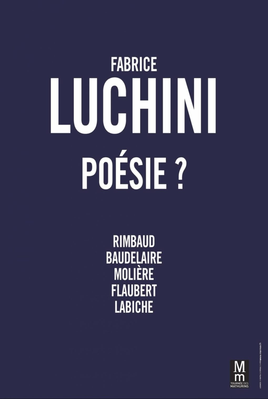 Fabrice Luchini Tours