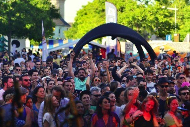 Festival Bouge, musique, sport et danse Saint-Nazaire