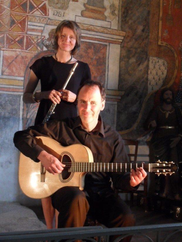 Festival des Chapelles Arrin Duo Erdeven