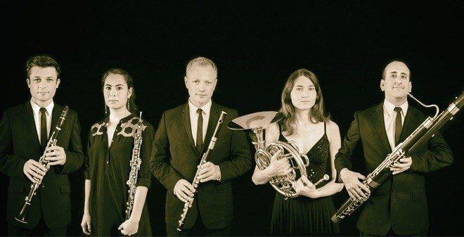Festival Été musical à Dinan concert de l'ensemble Impromptu Dinan
