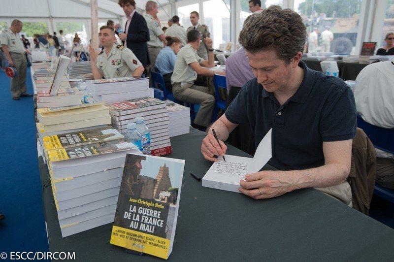Festival international du livre militaire Guer