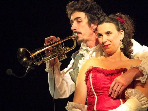Fête Machicote : folie douce avec Bretelle et Garance Melrand