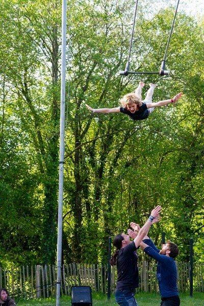 Furieuse Tendresse - Compagnie cirque exalté Saint-Hilaire-de-Riez