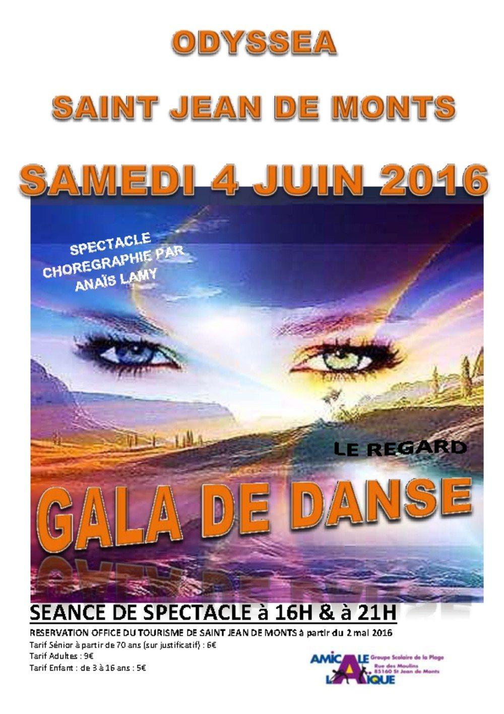Gale de danses : le regard Saint-Jean-de-Monts