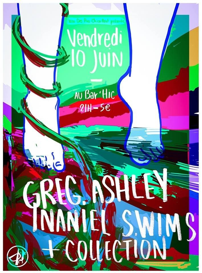 Greg Ashley, Inaniel Swims, Collection Rennes