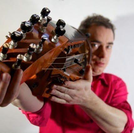 Gurvan Liard, vielle à roue Theix-Noyalo