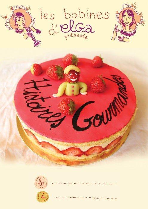 Heure du conte : Histoires gourmandes Le Rheu