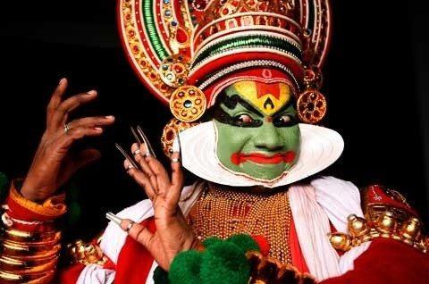 Instant T Inde - Rencontre autour du kathakali Colombelles