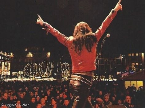 Jewly et son Bang bang bang rock'tour Pléneuf-Val-André