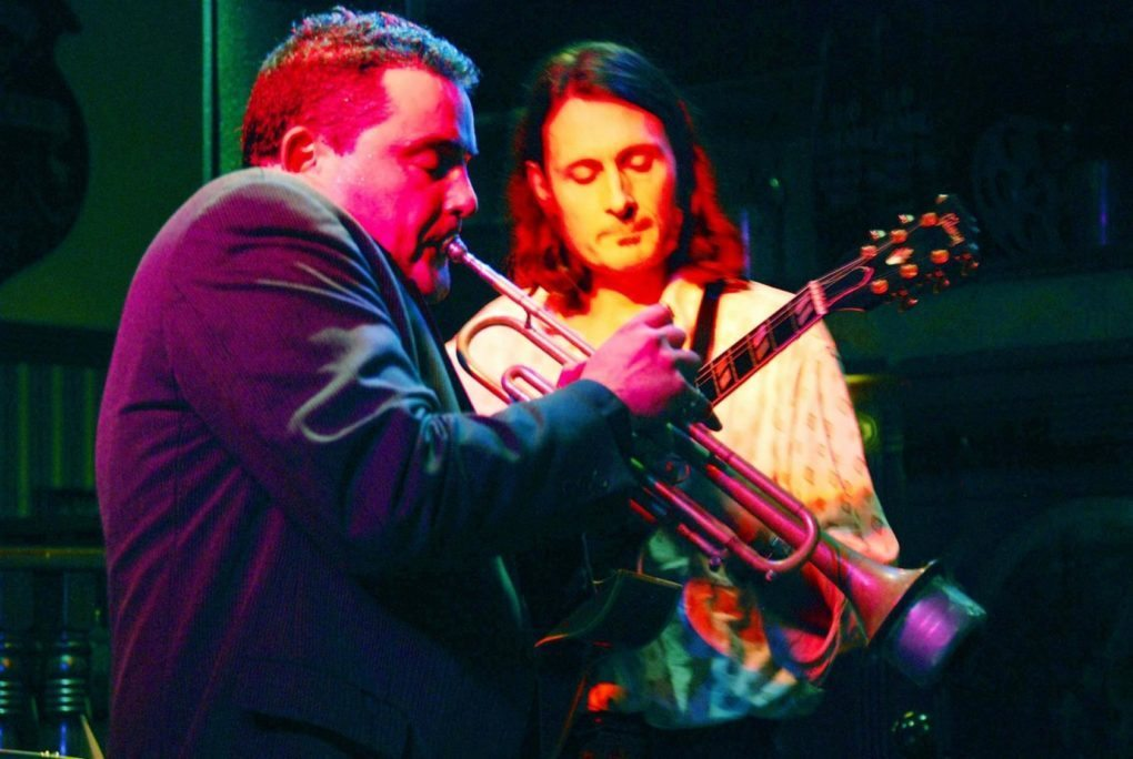 Johann Lefevre Trio soirée Jazz création Jazz'y Krampouezh 2016 Névez