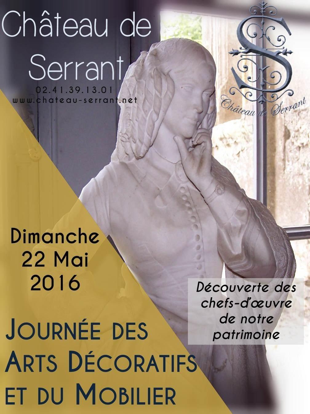 Journée des arts décoratifs et du mobilier Saint-Georges-sur-Loire