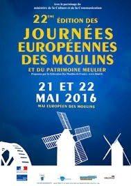 Journée des moulins et du patrimoine Meulier Mauges-sur-Loire