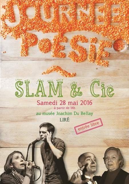 Journée slam poétique Orée-d'Anjou