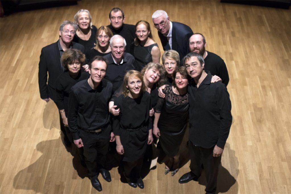 L'été des Musicales - Ensemble vocal Solé Temps Quiberon