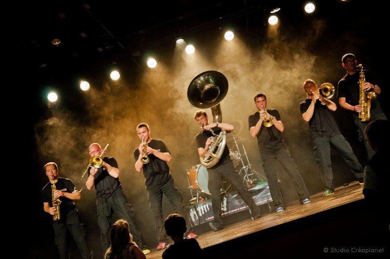 La BandaJojo : fanfare jazz-groove-funk Cherbourg-en-Cotentin