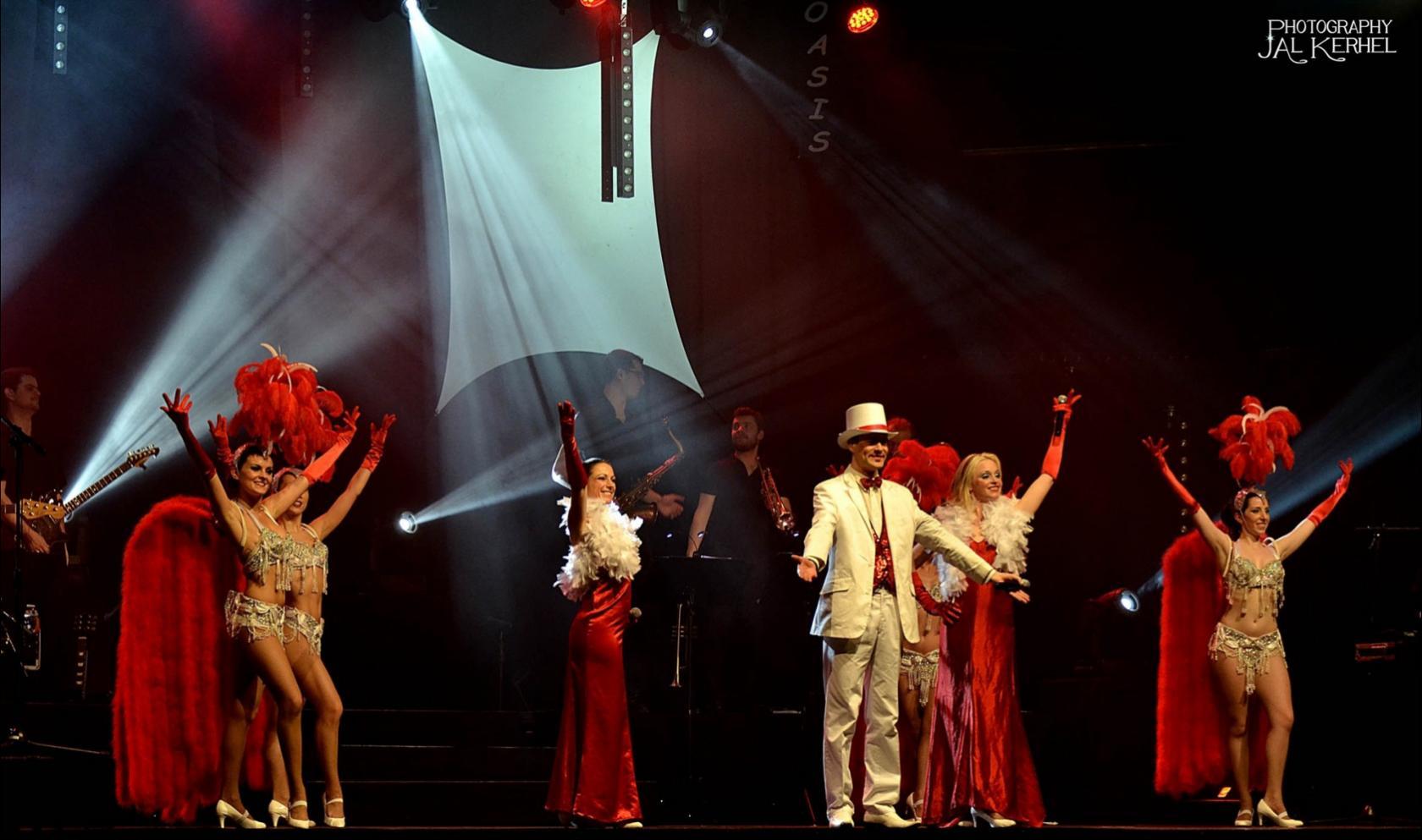 La magie du cabaret Basse-Goulaine