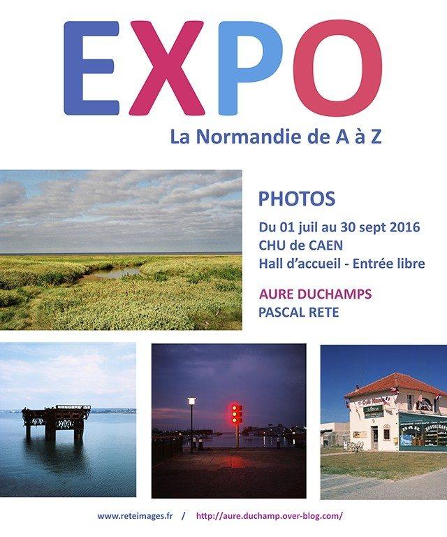 La Normandie de A à Z Caen