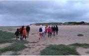 La Pointe d'Agon en s'amusant : sortie nature pour les familles Agon-Coutainville