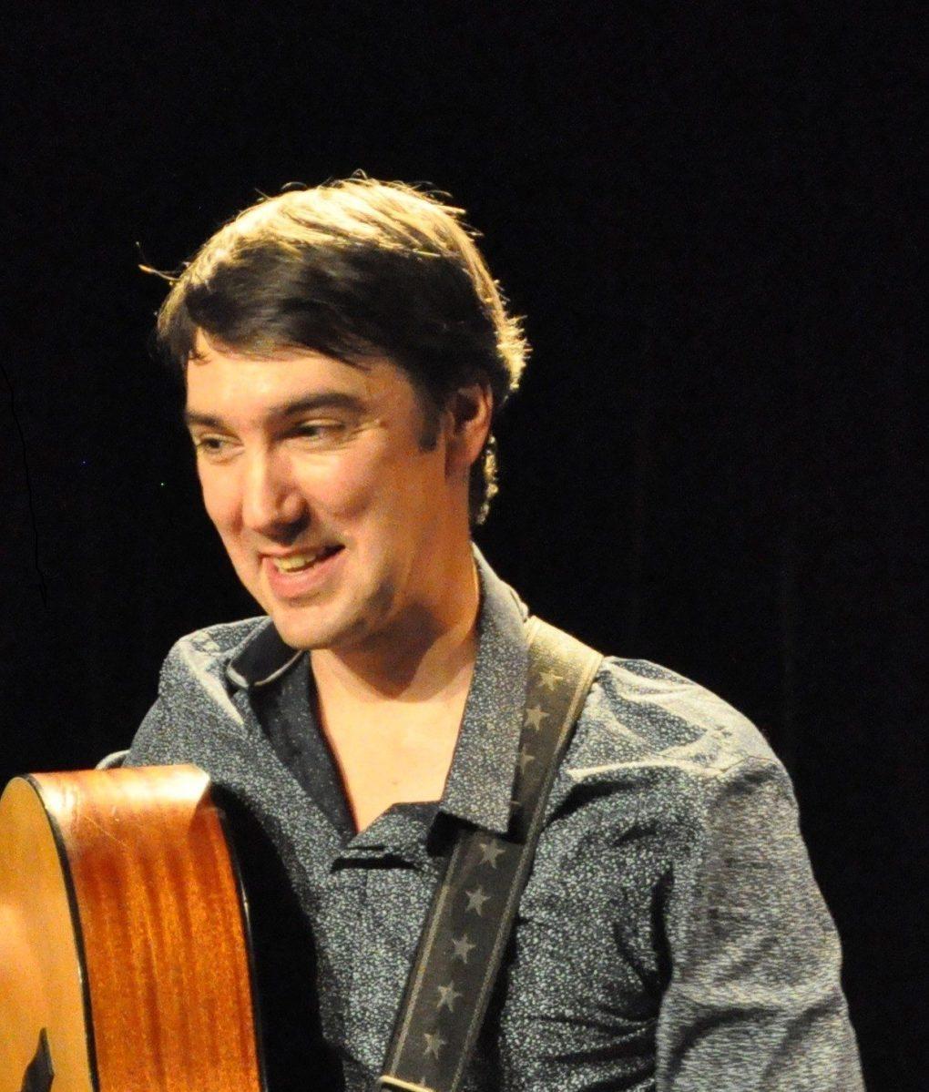 La semaine acadienne/concert de Dave Lanteigne Saint-Aubin-sur-Mer