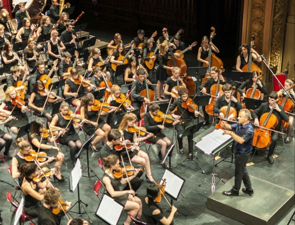 La valse orchestre des jeunes de Haute Bretagne